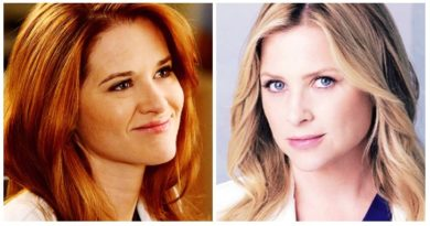 Dr April, Dr Arizona, Grey's Anatomy
