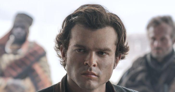 Han Solo, Uma História de Star Wars