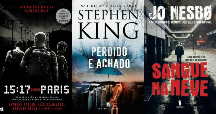 Livros a não perder em março