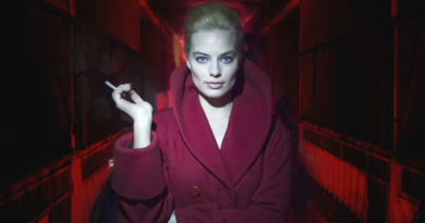 Margot Robbie regressa à loucura em produção própria