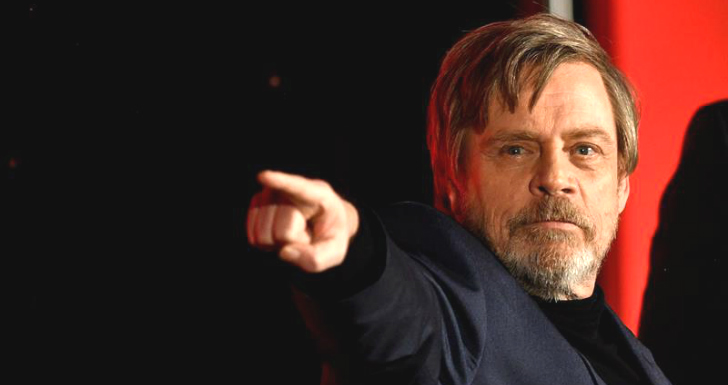Mark Hamill star wars