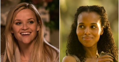 Reese Witherspoon e Kerry Washington