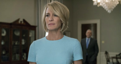 Robin Wright em House of Cards