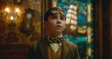 The House with a Clock in its Walls Owen Vaccaro