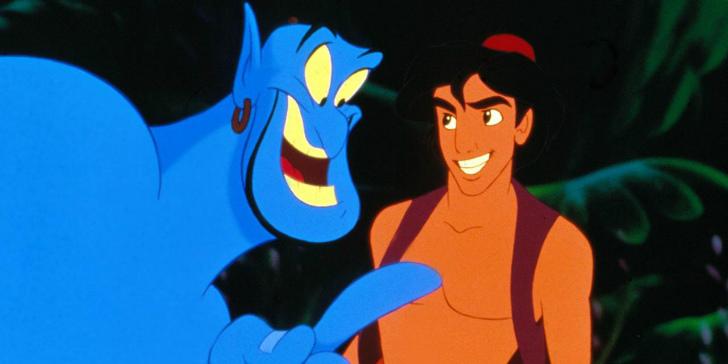 Aladdin, Disney, Benj Pasek, Justin Paul, live-action
