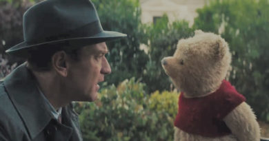 Christopher Robin, Disney, Ewan McGregor, Hayley Atwell
