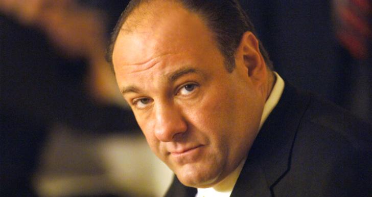 James Gandolfini Os Sopranos