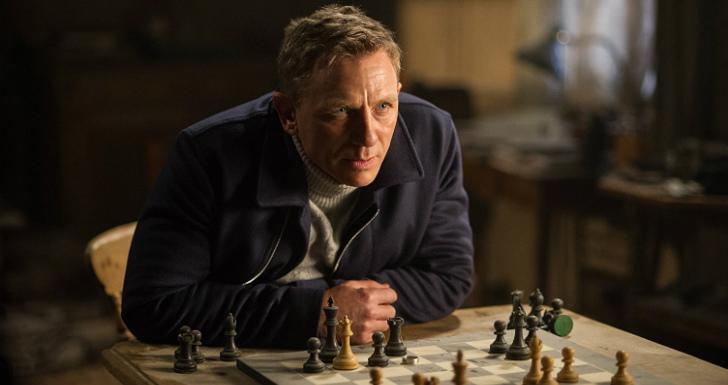 daniel craig 007 danny boyle