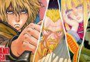 Estúdio de Attack on Titan vai produzir série anime de Vinland Saga