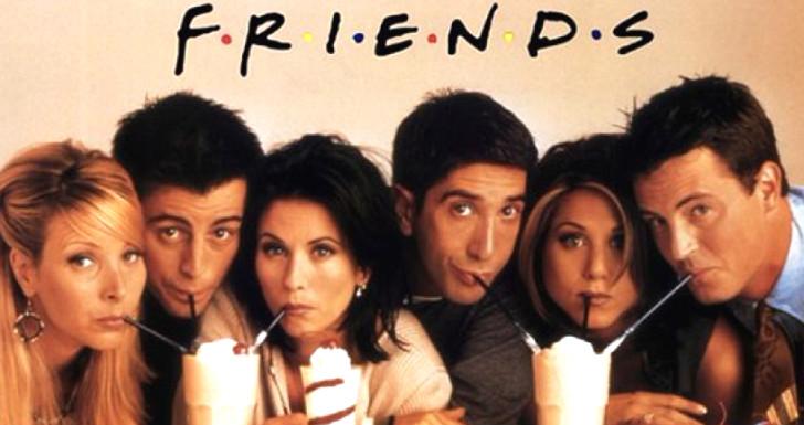 Friends serie NBC