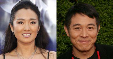 Gong Li e Jet Li Mulan