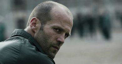 Jason Statham em Fast and Furious