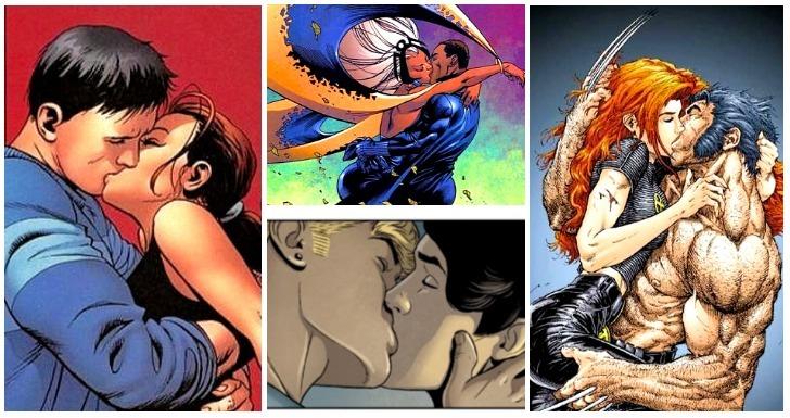 Top, Beijos, Marvel