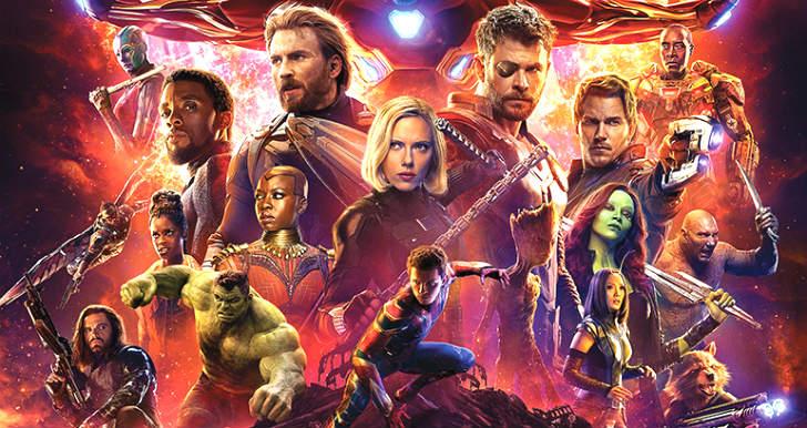 Vingadores A Guerra do Infinito