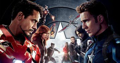 Vingadores Marvel