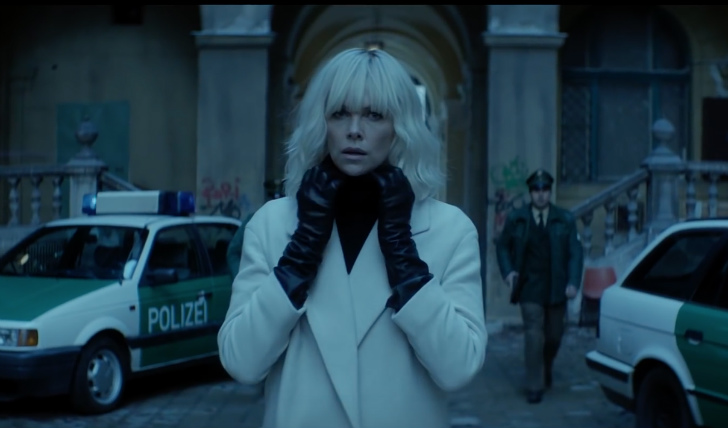Charlize Theron, Atomic Blonde, Atomic Blonde 2