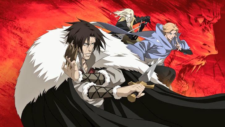 filmes e séries anime