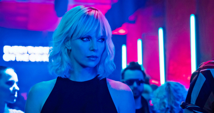 Charlize Theron confirma sequência do filme