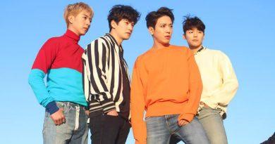 cnblue grupo k-pop