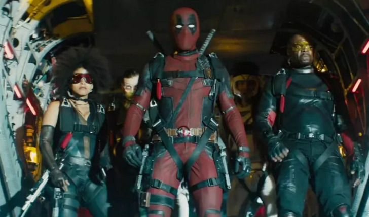 Deadpool 2, Marvel, Ryan Reynolds