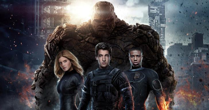 Quarteto Fantástico, Fantastic Four, MCU