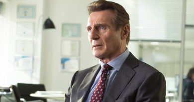 Liam Neeson entrará no elenco do spinoff de Men in Black