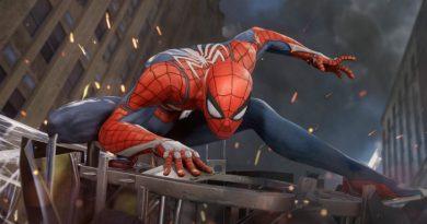 e3 2018 spider-man