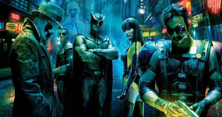 Watchmen, DC, David Lindelof, HBO