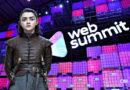 Fundador do Twitter e Maisie Williams confirmados na Web Summit