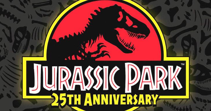 Parque Jurássico 25º aniversário