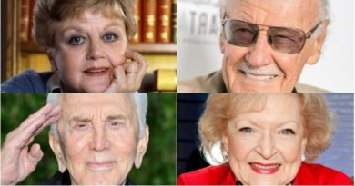 Celebridades Inesqueciveis com 90