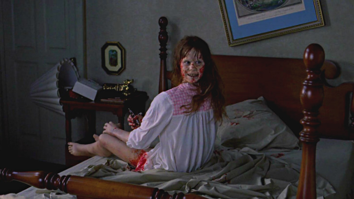 cinema chocante o exorcista