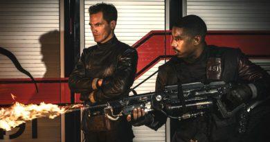 Fahrenheit 451 Michael B. Jordan