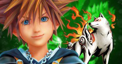 Kingdom Hearts 2.8 & Okami