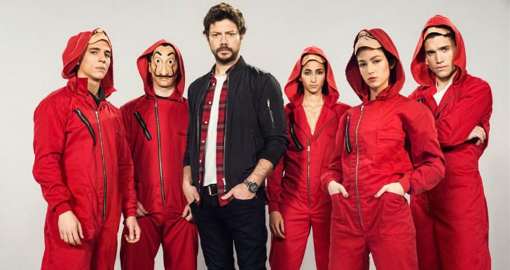 La Casa de Papel terceira temporada