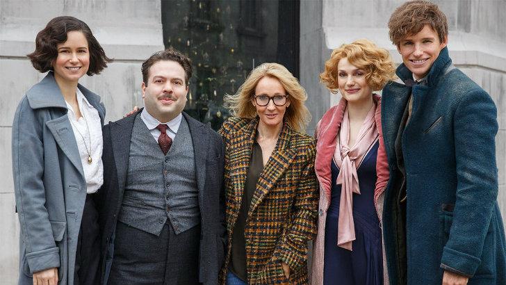 Monstros Fantasticos J K Rowling