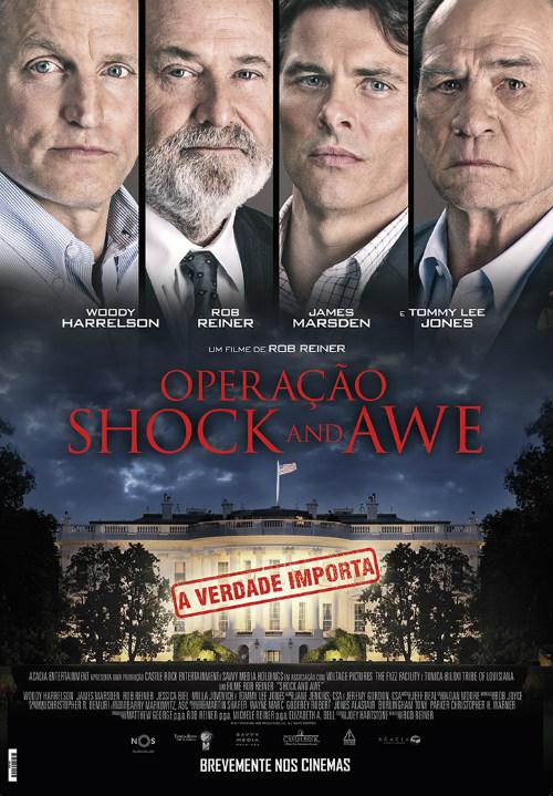 Operação Shock and Awe