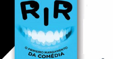 Rir – O Primeiro Mandamento da Comédia