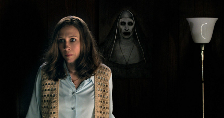 the nun a freira maldita conjuring