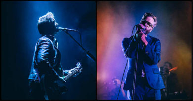 The National e Queens of the Stone Age nos NOS Alive
