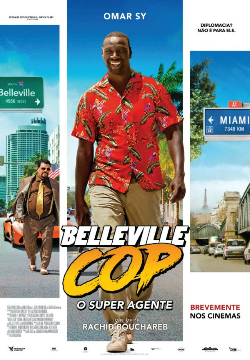 Belleville Cop: O Super Agente
