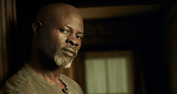 Shazam!, Djimon Hounsou