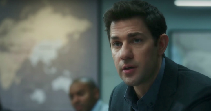 Jack Ryan, John Krasinski, Tom Clancy, Amazon