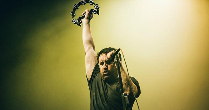 Nine Inch Nails- Primeiro dia NOS Alive