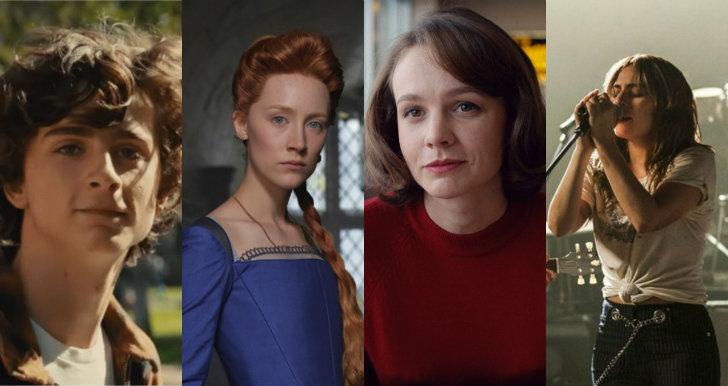 10 Fortes candidatos aos Óscares 2019 que já têm trailer