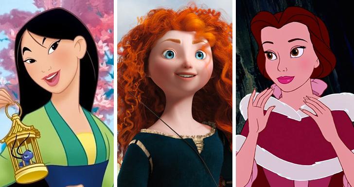 Top 15 – Ranking Princesas Disney