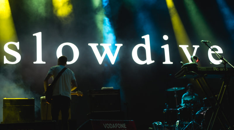 Slowdive no Vodafone Paredes de Coura