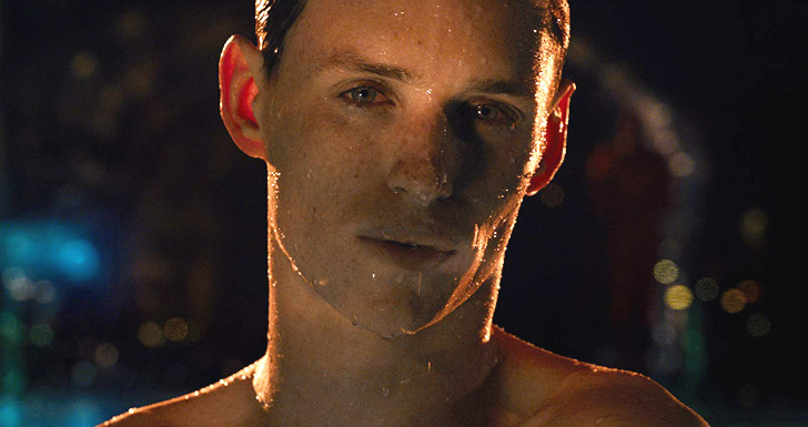 the good nurse Eddie Redmayne