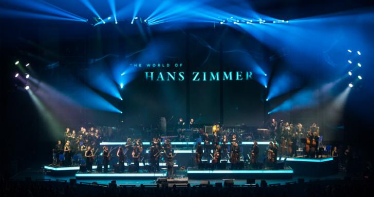 Orquestra de Hans Zimmer em Lisboa no próximo ano