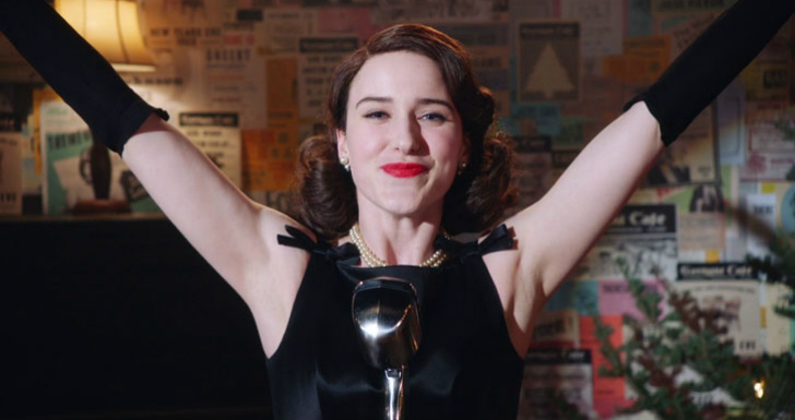 The Marvelous Mrs. Maisel já tem trailer da segunda temporada